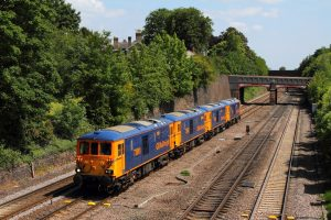 Class 72 locos safely operate on RETB routes