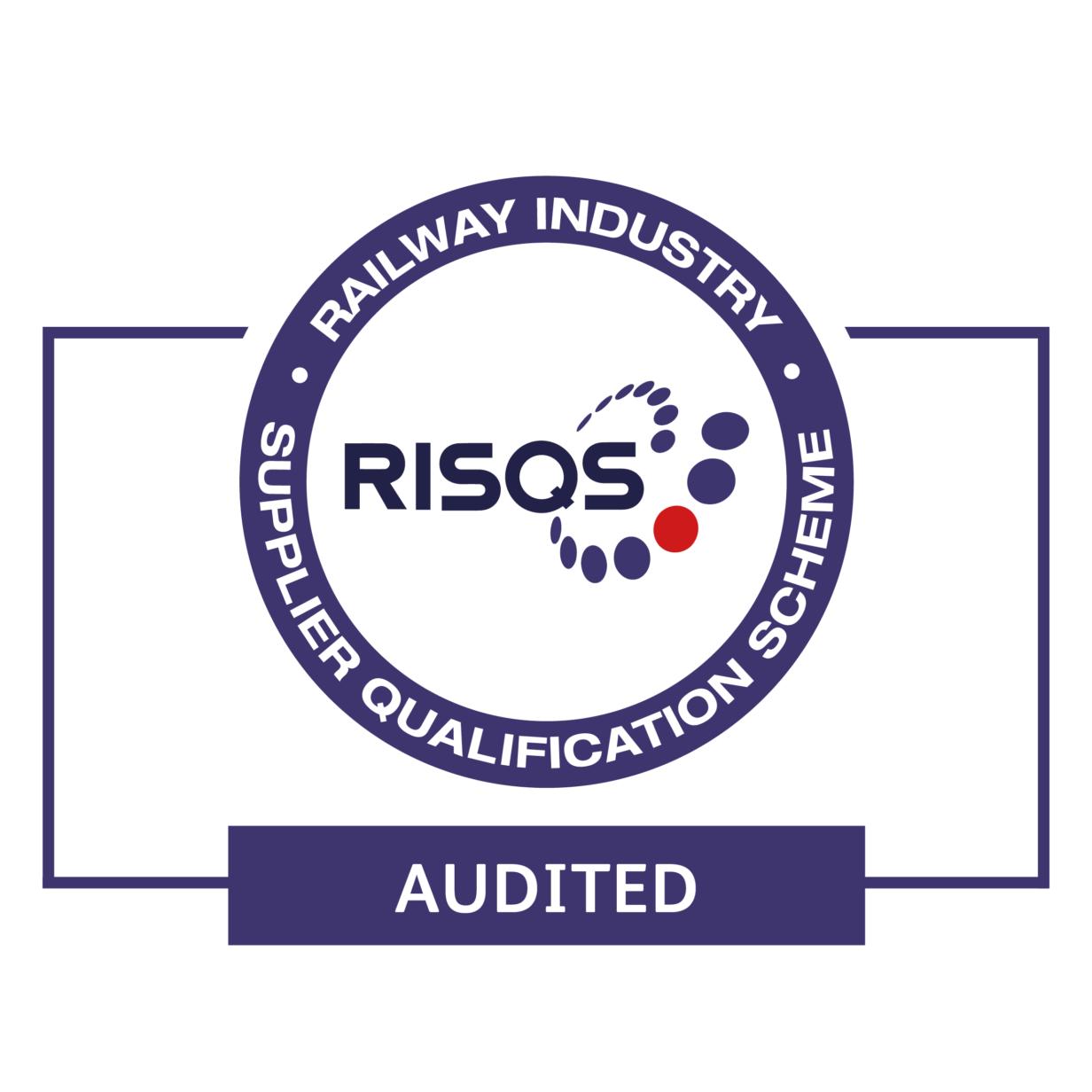 Comms Design is RISQS audited